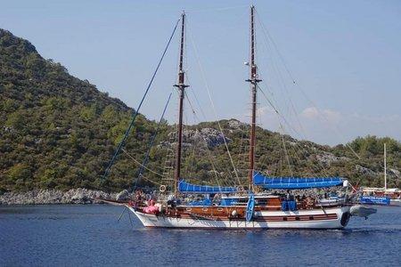 Segeltörn mit anschließendem Strandurlaub in der Türkei