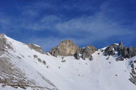 Lämpermahdspitze (2595 m) von Trins
