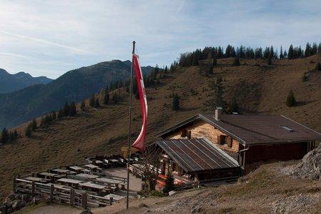 Mariandlalm (1200 m) vom Ursprungpass