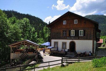 Erzherzog-Johann-Klause vom Kaiserhaus