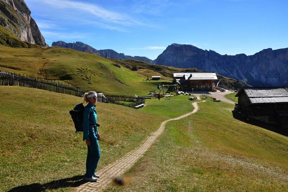 Wander-Regionen in Südtirol