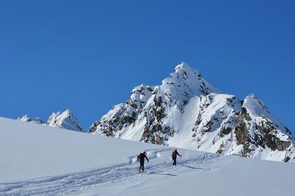 Besondere Skitouren-Regionen in Tirol