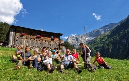 Schule der Alm - Urlaub in Tirol einmal ganz anders