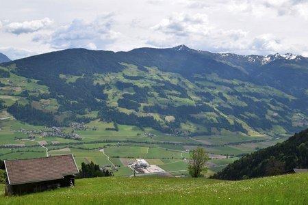 Schlitterberg – Öxltal Runde von Strass