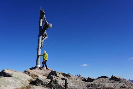 Ausserraschötz (2281 m) von Lajen