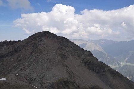 Fundusfeiler (3079 m) von der Frischmannhütte