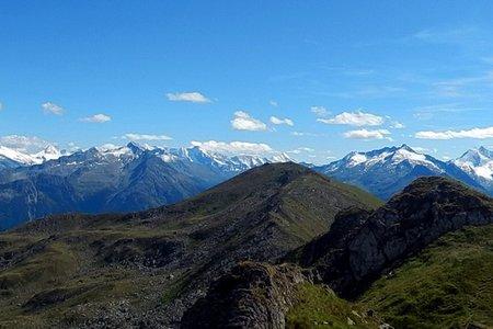 Tristkopf (2361 m) vom Gasthof Wegscheid