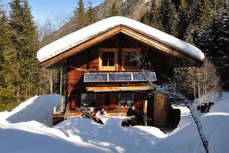 Skiurlaub in Tirol in einer Selbstversorgerhütte
