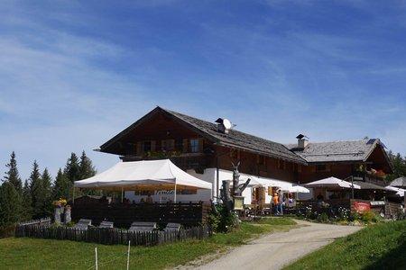 Lüsneralm - Roneralm Rundfahrt von Mühlbach