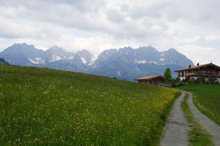 Gruttenrunde von Oberndorf bei Kitzbühel
