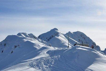 Seefelder Joch (2060 m) von Seefeld