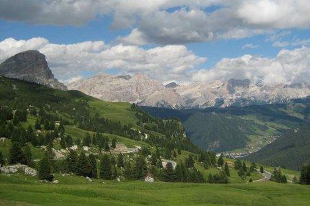 Mit dem Auto durch Südtirol