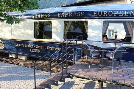 Urlaub & Schlafen im Orient Express - für Romantiker & Abenteuerlustige