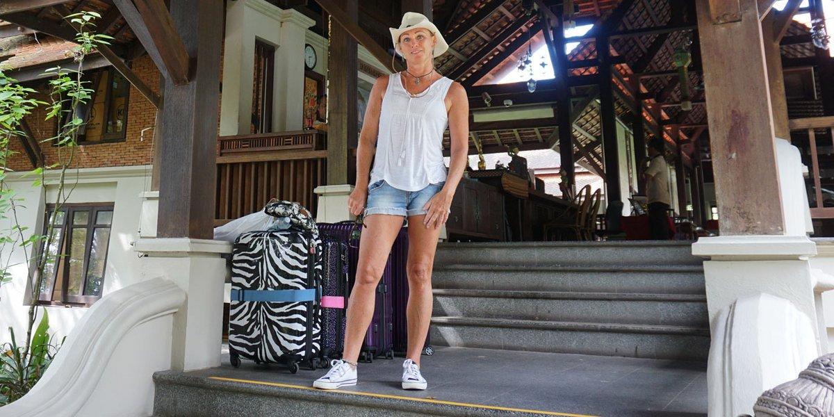 Reisegepack organisieren