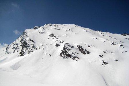 Königskogel (3050 m) von Obergurgl