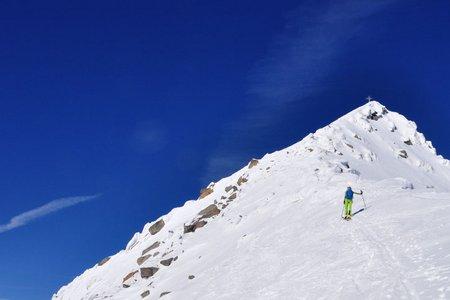 Rauchkofel (3252 m) von Kasern