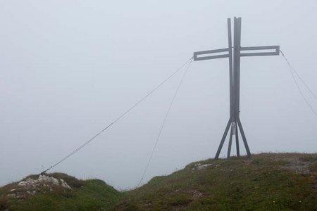 Eggerberg (2280 m) von der Trunahütte