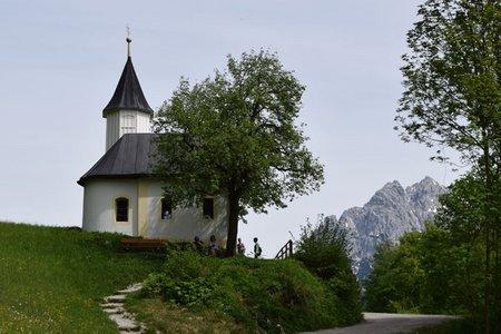 Antoniuskapelle - Hinterkaiserhof von Kufstein
