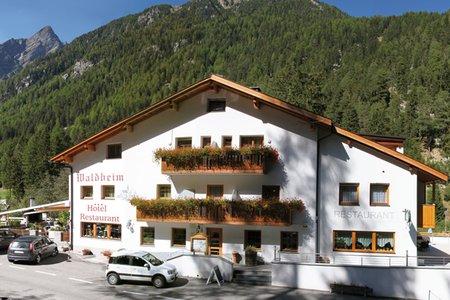 Hotel Waldheim*** - Martelltal