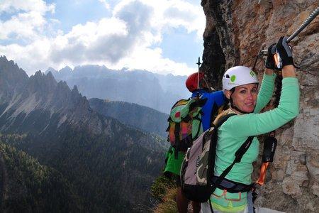 Bergsteigen - die Natur hautnah erleben
