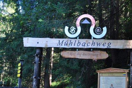 Mühlbachweg - Weg der Besinnung