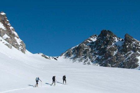 Vier Gletscher Rundtour von der Jamtalhütte