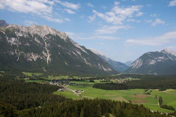 Seefelder Plateau, Leutasch