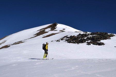 Grionkopf (2896 m) von der Sesvennahütte