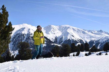Frudigerkopf (2149 m) aus der Pfundser Tschey