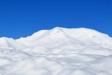 Col de Riciogogn (2652 m) von der Senneshütte