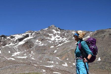 Lyfispitze (3352m) vom Zufritthaus