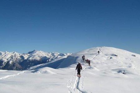 Mareiter Stein (2192 m) von Entholz