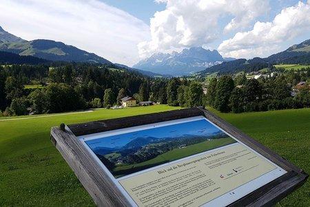 Buchsteinwand-Runde von St. Jakob