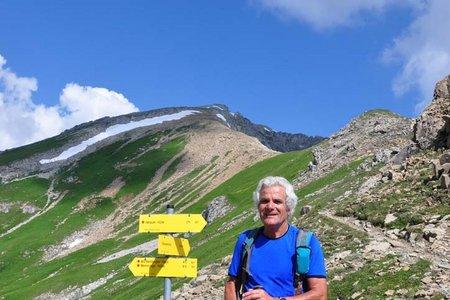 Kogelseespitze (2647 m) von Boden