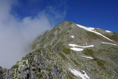 Seejoch (2808m) vom Weiler Haggen