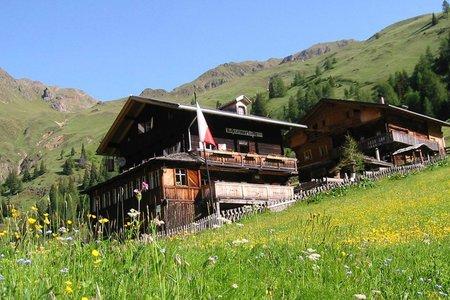 Volkzeiner Hütte, 1886m - Villgratental