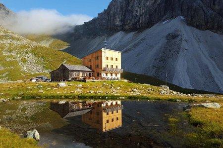 Tribulaunhütte - Pflerschtal, 2369 m