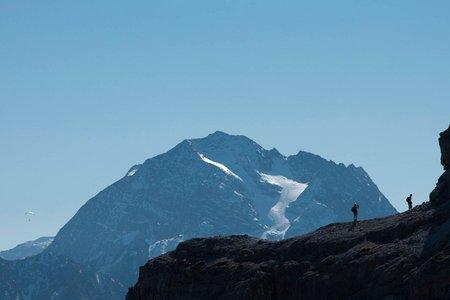 Große Ochsenwand–Klettersteig (2633m) von der Kemater Alm