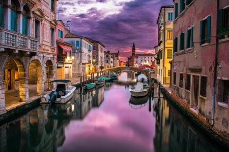 Die wunderschöne Stadt Venedig: Ziel des Traumpfad Fernwanderwegs