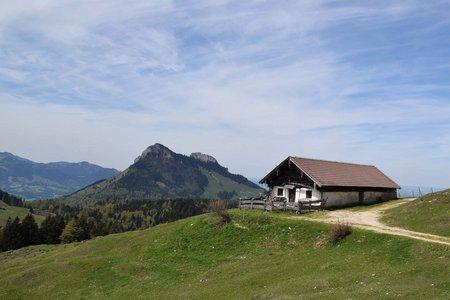Spitzstein - Rundfahrt von Erl