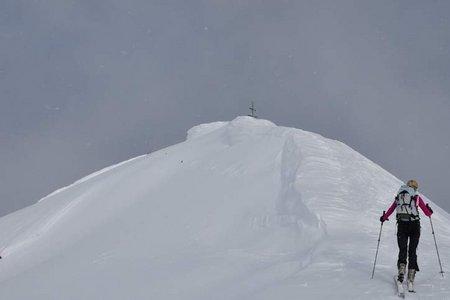 Tellakopf (2525 m) vom Eckhof