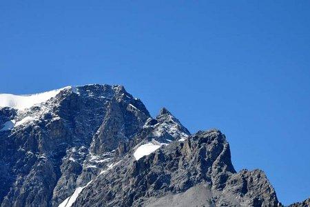 Ortler (3905 m) über den Hintergrat