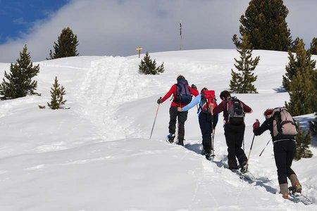 Schneeschuhwandern - Schneevergnügen