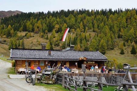 Anratterhütte (1850 m) von Spinges