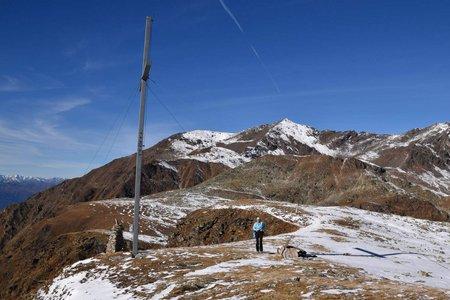 Niederjöchlkreuz (2731 m) von St. Martin in Kofel