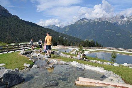 Serlespark - Wasserwelt Serles