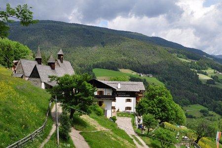 Barbianer Wasserfälle und Dreikirchen (Große Runde)