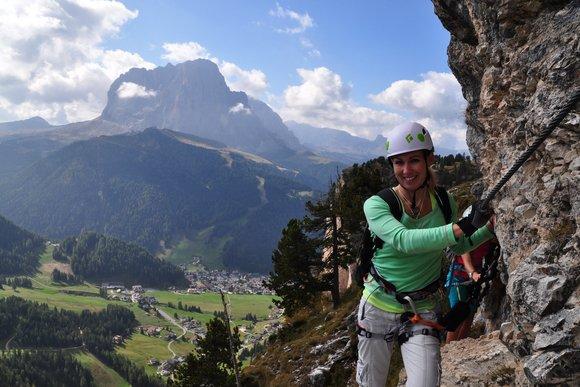 Klettersteige in Südtirol
