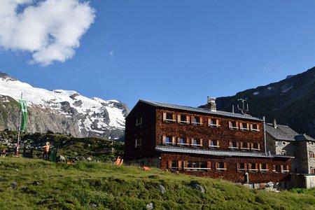 Essener-Rostocker Hütte, 2208 m - Venedigergruppe