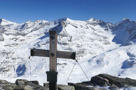 Hohe Fürleg (2943 m) von der Rudolfshütte